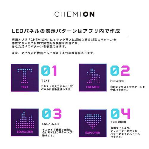 Chemionの機能紹介