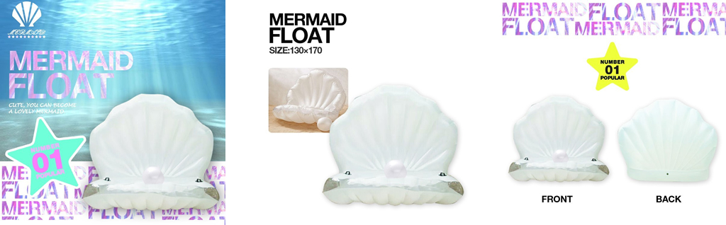 MERMAID FLOAT 浮き輪