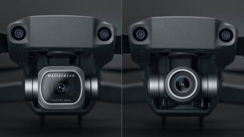 新しいMavic 2 2タイプのカメラ