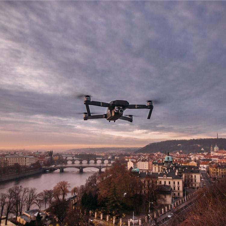 drone外壁調査
