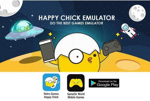 専用アプリ「Happy Chick Emulator」に対応