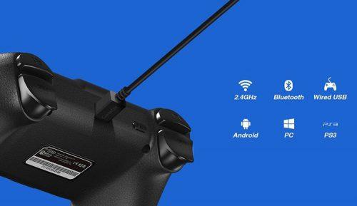 3つの接続モードで多数のデバイスサポート