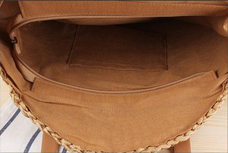 ミニポケット付きA4サイズも充分の収納