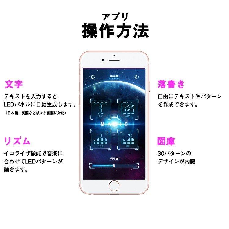 最先端サングラスアプリ